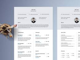 30 best clean cv resume templates designazure com