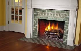 how to tile a fireplace surround this old house