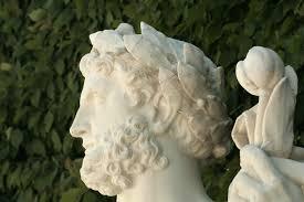 miroir jardin d ulysse statue d u0027ulysse rond point des philosophes jardins de versailles