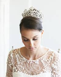 bridal crowns bridal crown swarovski wedding crown silver bridal