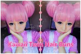 hair buns for hair kawaii hairstyles that will make anyone feel