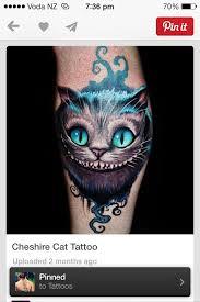 die besten 25 grinsekatze tattoo ideen auf pinterest