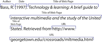 citing a manual how to cite a online reference in apa format huanyii com