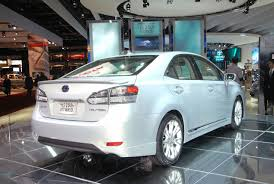 2010 lexus hs 250h premium luxury cars pictures u0026 information 2010 lexus hs hybrid view
