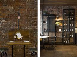 deco industrielle atelier idées déco pour un bar au look industriel