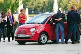 fiat 500 hatchback vokietijos specialistų naudotų automobilių ataskaita u201efiat 500