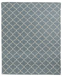Moroccan Outdoor Rug Knotted Moroccan Tile Flatweave Outdoor Rug Fog Ivory