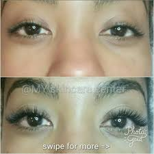 xtreme eyelash extensions gallery before u0026 after pics in bergen