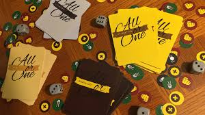 all or one the sacrifice your friends social deduction game by