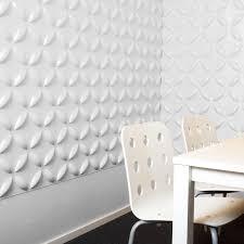 3d Wall Panel Bloom 3d Wall Panels 2 1m Achica