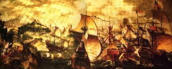 the spanish galleons