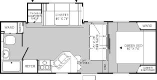 prowler cer floor plans photo rockwood fifth wheel floor plans images photo rockwood