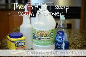 best 25 best soap scum remover ideas on diy soap scum