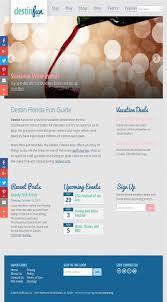 our website portfolio