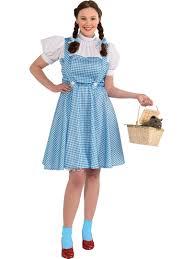 Halloween Costumes Ebay Wizard Oz Womens Dorothy Halloween Costume Size 18
