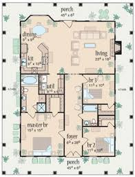 floor plans with wrap around porches plan 8462jh marvelous wrap around porch porch southern and wraps