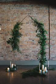 wedding backdrop greenery best 25 ceremony backdrop ideas on wedding ceremony