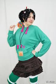 vanellope schweetz costume vanellope schweetz 3 by avalon on deviantart