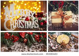 wood box old decoration items christmas stock photo 116875348