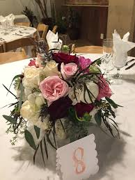 centerpieces aimstudios naperville wedding florist blumen