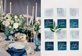 modern table numbers modern renaissance u0027 heavenly modern vintage wedding inspiration