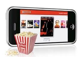 netflix eyes iphone for movie tv streaming wired