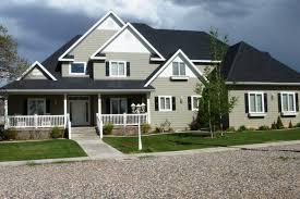 home exterior colors grey house for ranch style homes home