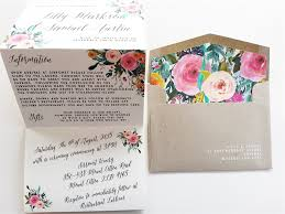 wedding invitations queensland lizzy accordion wedding invitation misiu papier madeit au