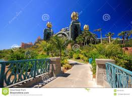 Atlantis Bahamas by Atlantis In Bahamas Stock Photo Image 46742722