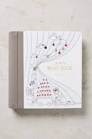 baby book le petit baby book anthropologie