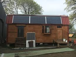 tiny house generator 10k diy off grid solar pin architecture