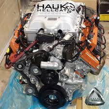 hellcat engine block crazy hellcat powered jeep wrangler answers a question we always