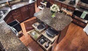 kitchen cabinet pull out storage racks pull out drawers shelfgenie