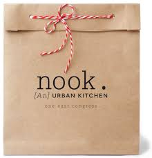 Local Urban Kitchen Menu Nook