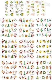 water decals stickers water transfer nail art sticker christmas
