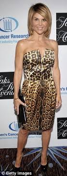 Lori Loughlin Thong - tom hanks aspiring singer wife rita wilson dons cleavage baring