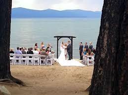 south lake tahoe wedding venues retreat lodge at tahoe outdoor wedding venue south lake