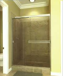 Glass Shower Door Towel Bar by Heavy Plate Shower Doors And Frameless Shower Enclosures In