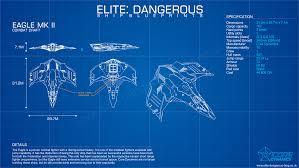 image eagle mk ii blueprint png elite dangerous wiki fandom
