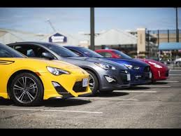 scion frs vs hyundai genesis coupe ford mustang vs nissan 370z vs hyundai genesis coupe vs scion fr s