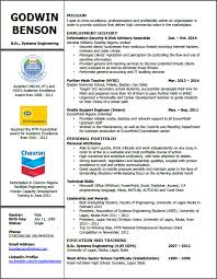 vc resume how to write a good cv for fresh graduate jobs vacancies nigeria