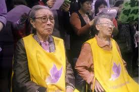 Comfort Women Japan Korea To Japan Time Running Out For U0027comfort Women U0027 Resolution