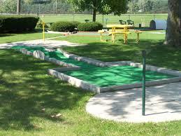 shady grove miniature golf visit findlay