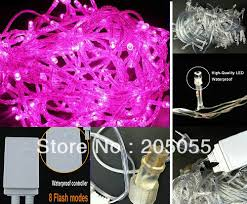 waterproof christmas light connections 10m 100led bulb christmas fairy string light waterproof 8 changing