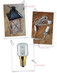 Diy Lantern Lights Easy Diy Lantern L The Painted Hive Room And Lantern