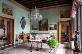 Best Interior Design Schools In Canada Inside Venice U0027s Most Beautiful Private Homes Vogue