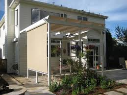 Motorized Screens For Patios Sun Control Screens And Insolroll Shades Broadview Screen