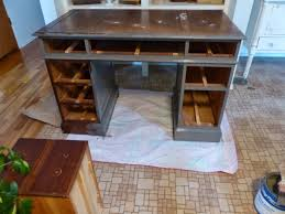 Solid Oak Desk With Hutch by For The Love Of It Antique Desk And Hutch