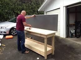 Build A Woodworking Bench Diy Build A Workbench U2013 Renovate