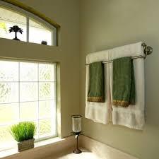 Best  Towel Rod Ideas On Pinterest Towel Racks For Bathroom - Towels bars for bathroom